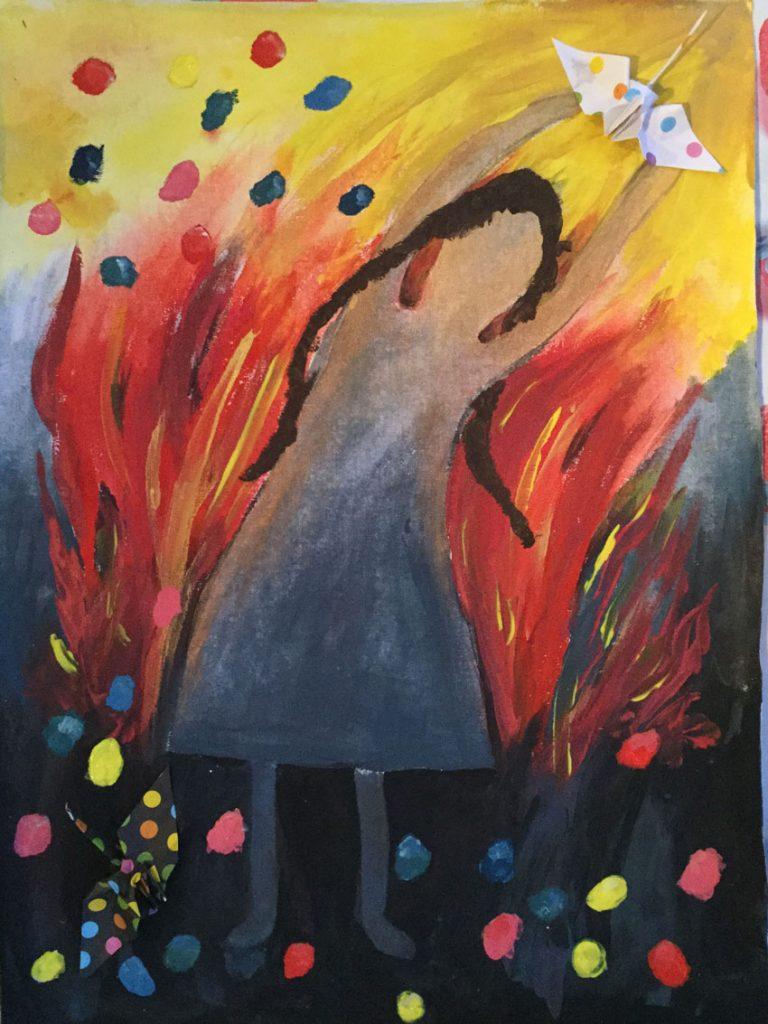 """Παιδιά ζωγραφίζουν για την ειρήνη, με αφορμή ένα ποίημα του Ναζίμ Χικμέτ (Ελληνική συμμετοχή στη διεθνή πρωτοβουλία """"Children's Peace"""" Art Project,του τουρκικού PEN, του Ιδρύματος Χικμέτ & της Διεθνούς Ένωσης Εικαστικών)"""